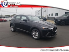 New 2020 Mazda Mazda CX-3 Sport SUV JM1DKFB76L1469617 for Sale in Plainfield, CT at Central Auto Group