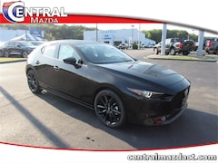 New 2019 Mazda Mazda3 Premium Package Hatchback JM1BPANM6K1139228 for Sale in Plainfield, CT at Central Auto Group