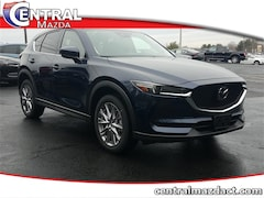 New 2020 Mazda Mazda CX-5 Grand Touring SUV JM3KFBDM2L0722324 for Sale in Plainfield, CT at Central Auto Group