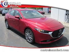 New 2019 Mazda Mazda3 Preferred Package Sedan 3MZBPADL6KM113351 for Sale in Plainfield, CT at Central Auto Group