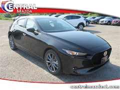 New 2019 Mazda Mazda3 Preferred Package Hatchback JM1BPBMM6K1141035 for Sale in Plainfield, CT at Central Auto Group
