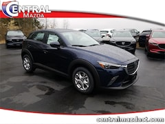 New 2020 Mazda Mazda CX-3 Sport SUV JM1DKFB79L1470244 for Sale in Plainfield, CT at Central Auto Group