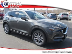New 2019 Mazda Mazda CX-5 Grand Touring SUV JM3KFBDM2K0563755 for Sale in Plainfield, CT at Central Auto Group