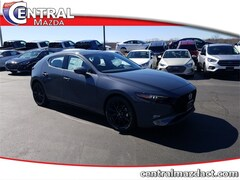 New 2020 Mazda Mazda3 Premium Package Hatchback JM1BPBNM2L1161329 for Sale in Plainfield, CT at Central Auto Group