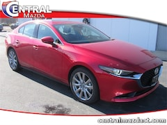 New 2019 Mazda Mazda3 Premium Package Sedan 3MZBPAEM9KM100679 for Sale in Plainfield, CT at Central Auto Group