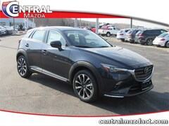 New 2019 Mazda Mazda CX-3 Grand Touring SUV JM1DKFD7XK1438320 for Sale in Plainfield, CT at Central Auto Group