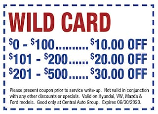 Central Wild Card