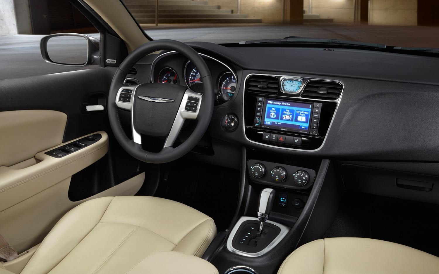2014 Chrysler 200S Interior New York City