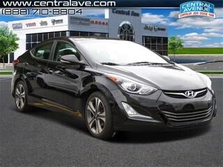 2016 Hyundai Elantra Sport Sedan