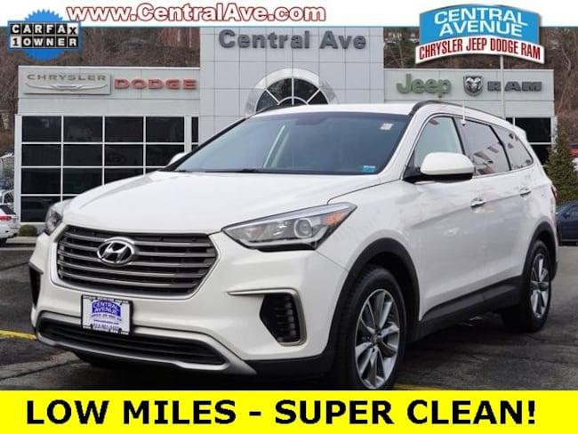 2017 Hyundai Santa Fe SUV