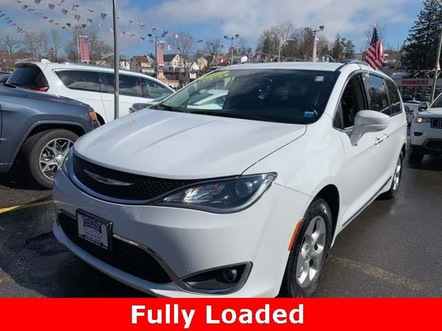 Used Chrysler Pacifica Yonkers Ny