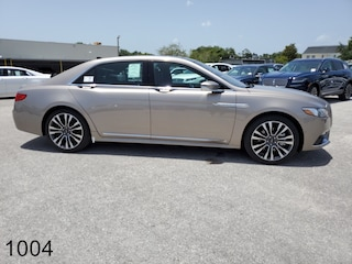 2019 Lincoln Continental Reserve Car