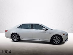 2017 Lincoln Continental Livery Sedan