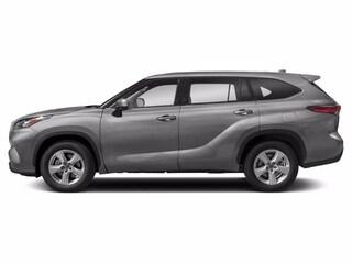 2020 Toyota Highlander LE SUV