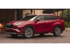 2021 Toyota Highlander Hybrid Platinum SUV
