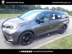 2021 Toyota Sienna XSE 7 Passenger Van Passenger Van