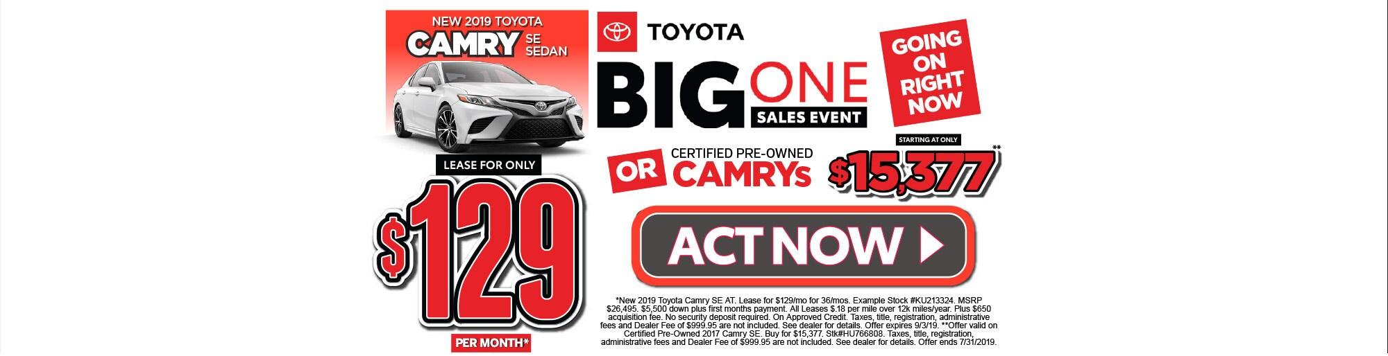 Toyota Of South Florida >> Central Florida Toyota New Toyota Dealership In Orlando Fl