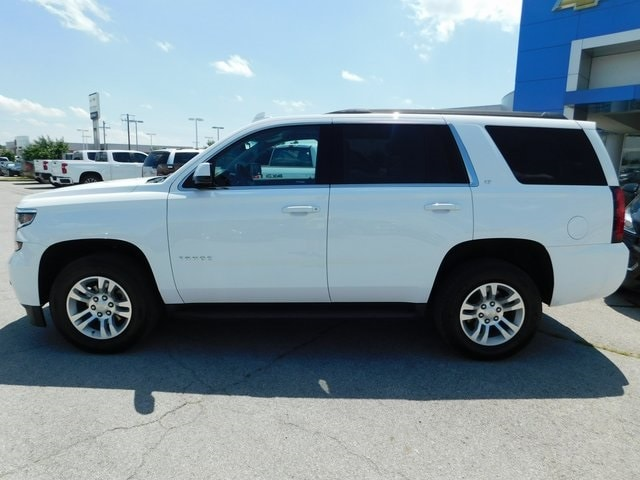 Used 2019 Chevrolet Tahoe SUV Summit White For Sale in