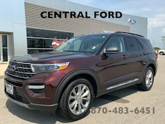 New Ford for sale 2020 Ford Explorer XLT SUV in Trumann, AR