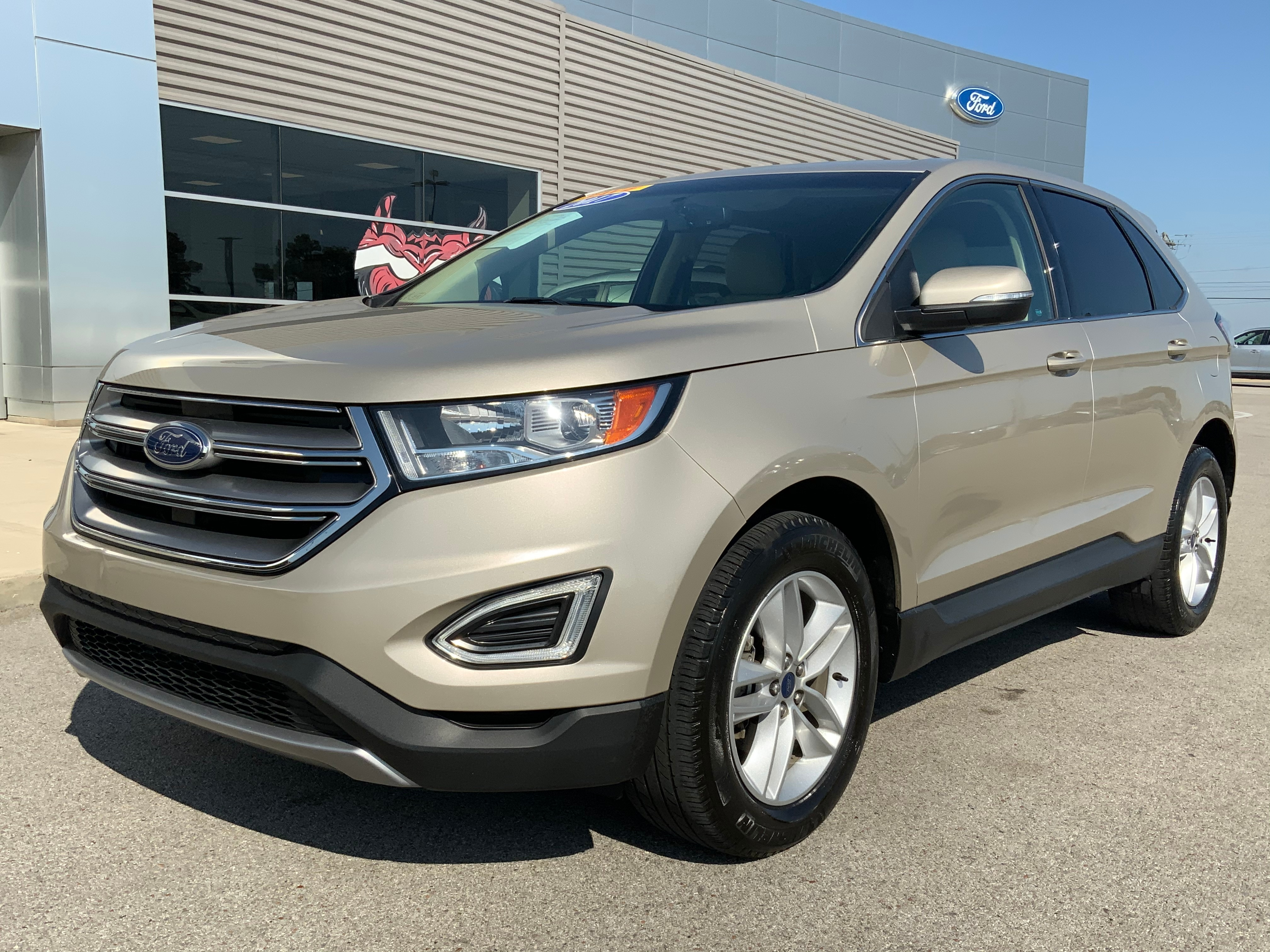 Used 2017 Ford Edge SEL SUV for Sale in Trumann, AR