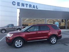 used 2019 Ford Explorer XLT SUV 1FM5K7D86KGA04195 For sale near Harrisburg AR