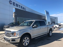 used 2018 Ford F-150 XLT Truck SuperCrew Cab 1FTEW1E52JKF67637 For sale near Harrisburg AR