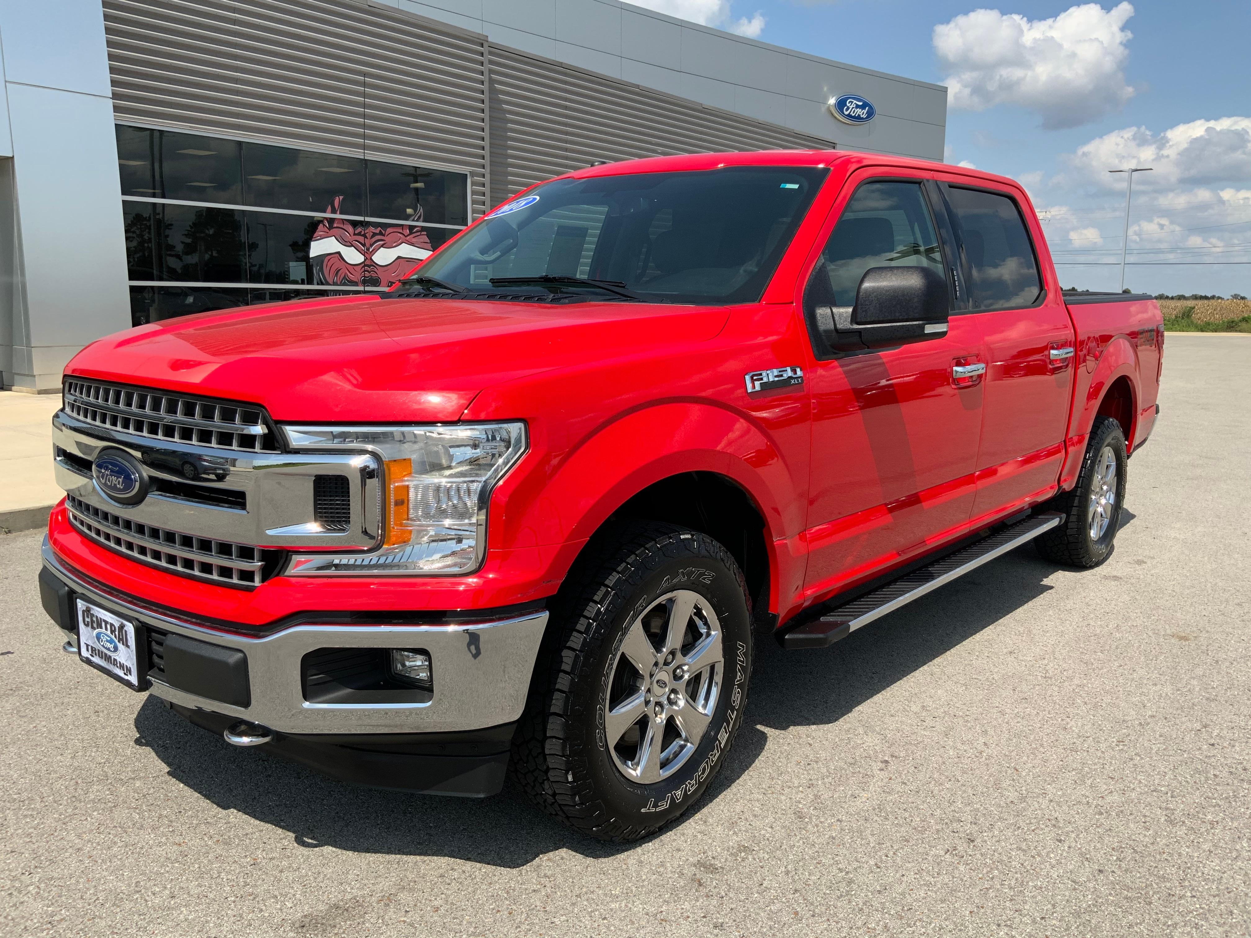 Used 2018 Ford F-150 XLT Truck SuperCrew Cab for Sale in Trumann, AR