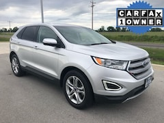 used 2017 Ford Edge Titanium SUV 2FMPK4K94HBB90998 For sale near Harrisburg AR