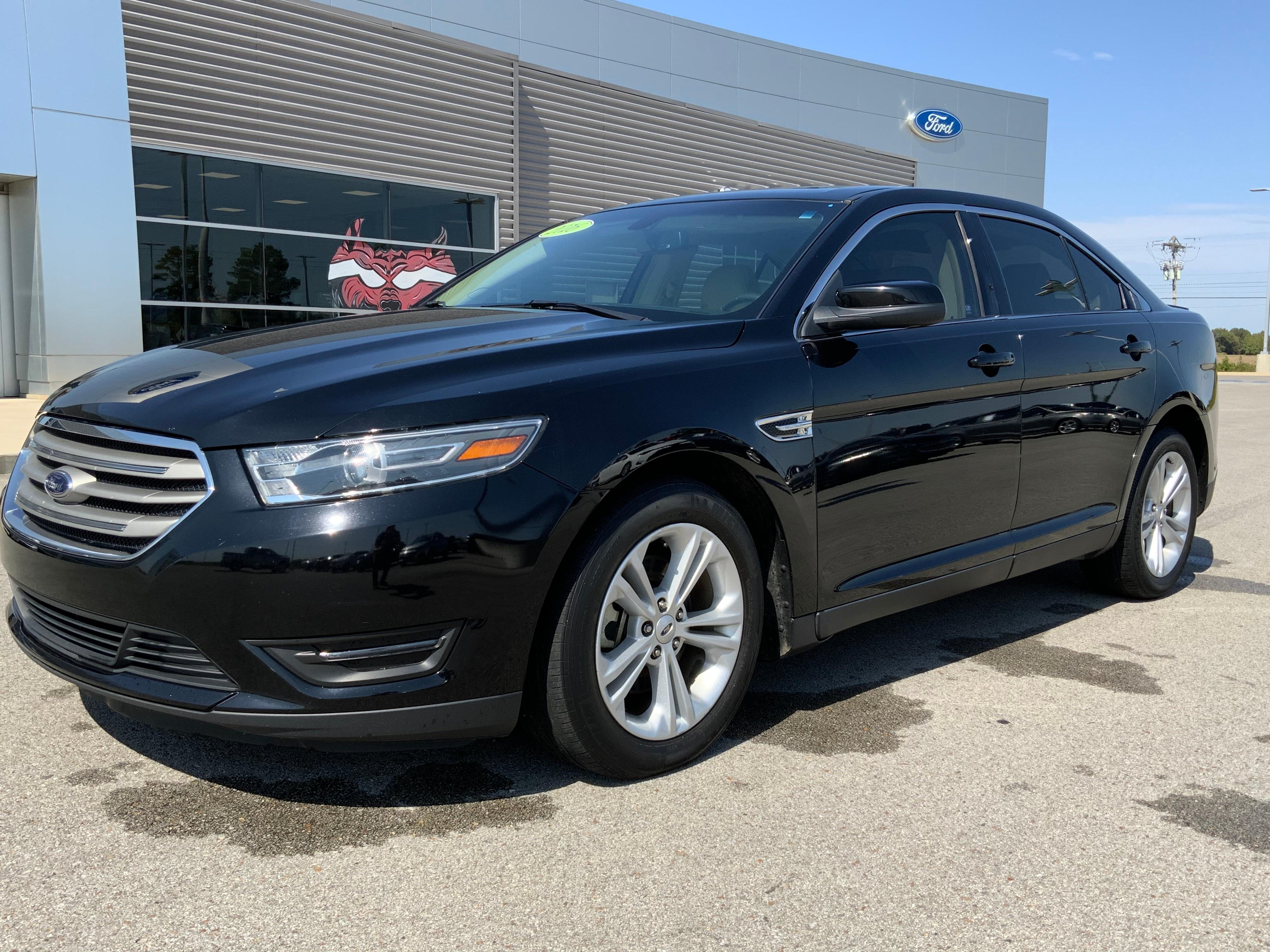 Used 2016 Ford Taurus SEL Sedan for Sale in Trumann, AR