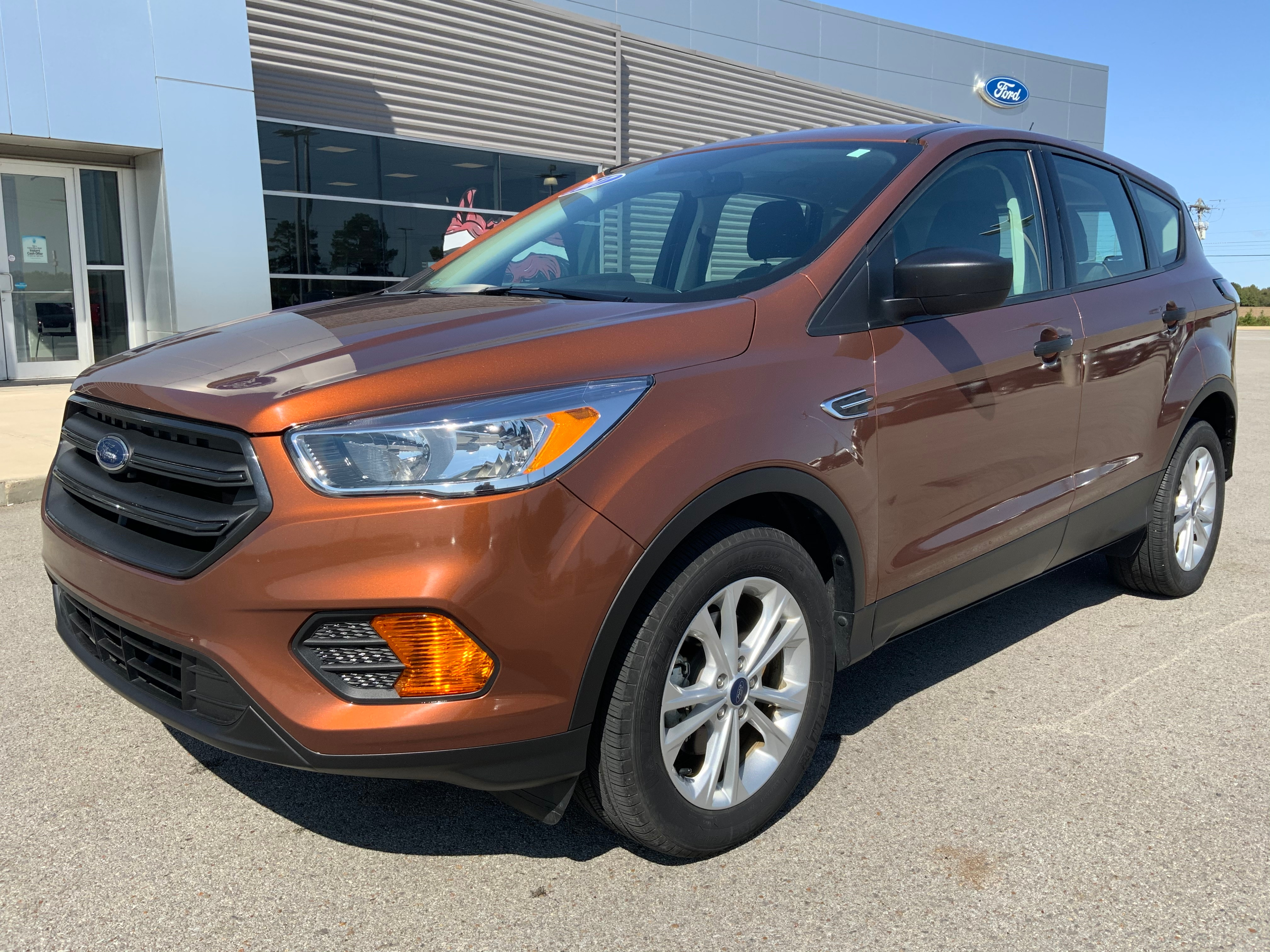 Used 2017 Ford Escape S SUV for Sale in Trumann, AR