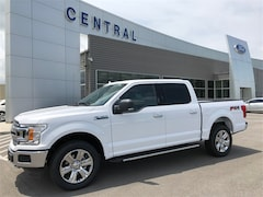 used 2018 Ford F-150 XLT Truck SuperCrew Cab 1FTEW1E53JKE69085 For sale near Harrisburg AR