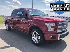 used 2015 Ford F-150 Platinum Truck SuperCrew Cab 1FTEW1EF6FFA32657 For sale near Harrisburg AR