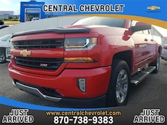Used 2016 Chevrolet Silverado 1500 For Sale in Trumann