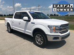 used 2019 Ford F-150 Lariat Truck SuperCrew Cab 1FTEW1C51KKC05142 For sale near Harrisburg AR