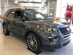 New Ford for sale 2019 Ford Explorer Sport SUV in Trumann, AR
