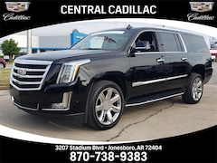 used 2020 Cadillac Escalade ESV Luxury SUV For sale near Harrisburg AR