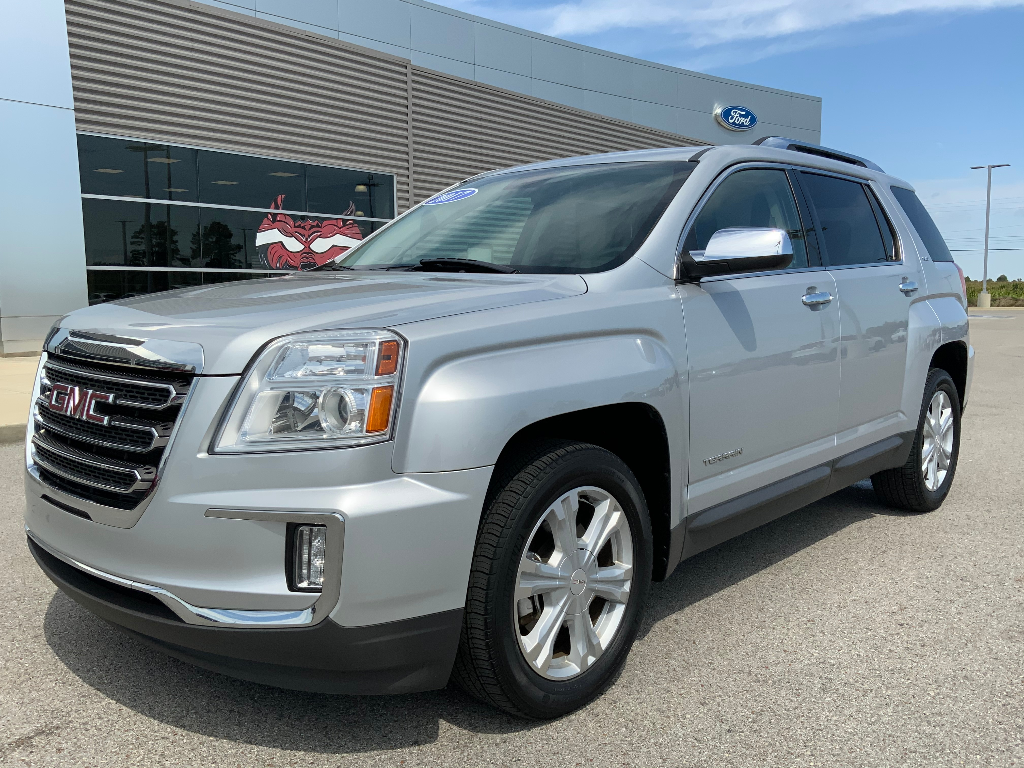 Used 2017 GMC Terrain SLT SUV for Sale in Trumann, AR