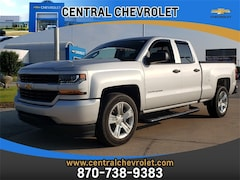 Used 2018 Chevrolet Silverado 1500 For Sale in Trumann