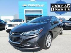 2017 Chevrolet Cruze Premier Sedan For sale near Harrisburg AR