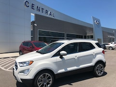 New Ford for sale 2018 Ford EcoSport Titanium Crossover in Trumann, AR