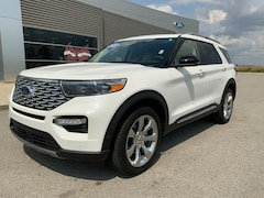 New Ford for sale 2020 Ford Explorer Platinum SUV in Trumann, AR