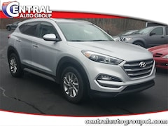 Used 2018 Hyundai Tucson SEL SUV Y3155 for Sale in Plainfield, CT at Central Auto Group