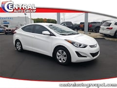 Used 2016 Hyundai Elantra SE Sedan H9330A for Sale in Plainfield, CT at Central Auto Group