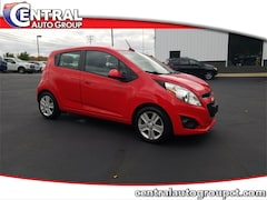 2013 Chevrolet Spark LS Auto Hatchback for Sale in Plainfield, CT at Central Auto Group