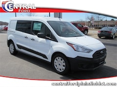 New 2019 Ford Transit Connect XL Minivan/Van NM0LE7E22K1412058 for Sale in Plainfield, CT at Central Auto Group