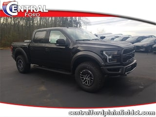 2019 Ford F-150 Raptor 4D Supercrew Truck for Sale in Plainfield, CT at Central Auto Group
