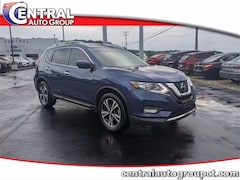 Used 2018 Nissan Rogue SL SUV V1497A for Sale in Plainfield, CT at Central Auto Group