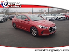 Used 2017 Hyundai Elantra SE Sedan H9182A for Sale in Plainfield, CT at Central Auto Group