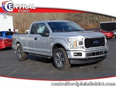 2019 Ford F-150 XL Super Cab Truck for Sale in Plainfield, CT at Central Auto Group
