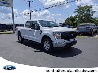 2021 Ford F-150 XL 4D Supercrew Truck for Sale in Plainfield, CT at Central Auto Group